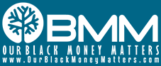 OUR BLACK MONEY MATTER Logo
